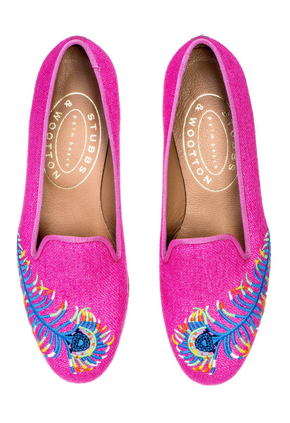 Peacock Women Slipper