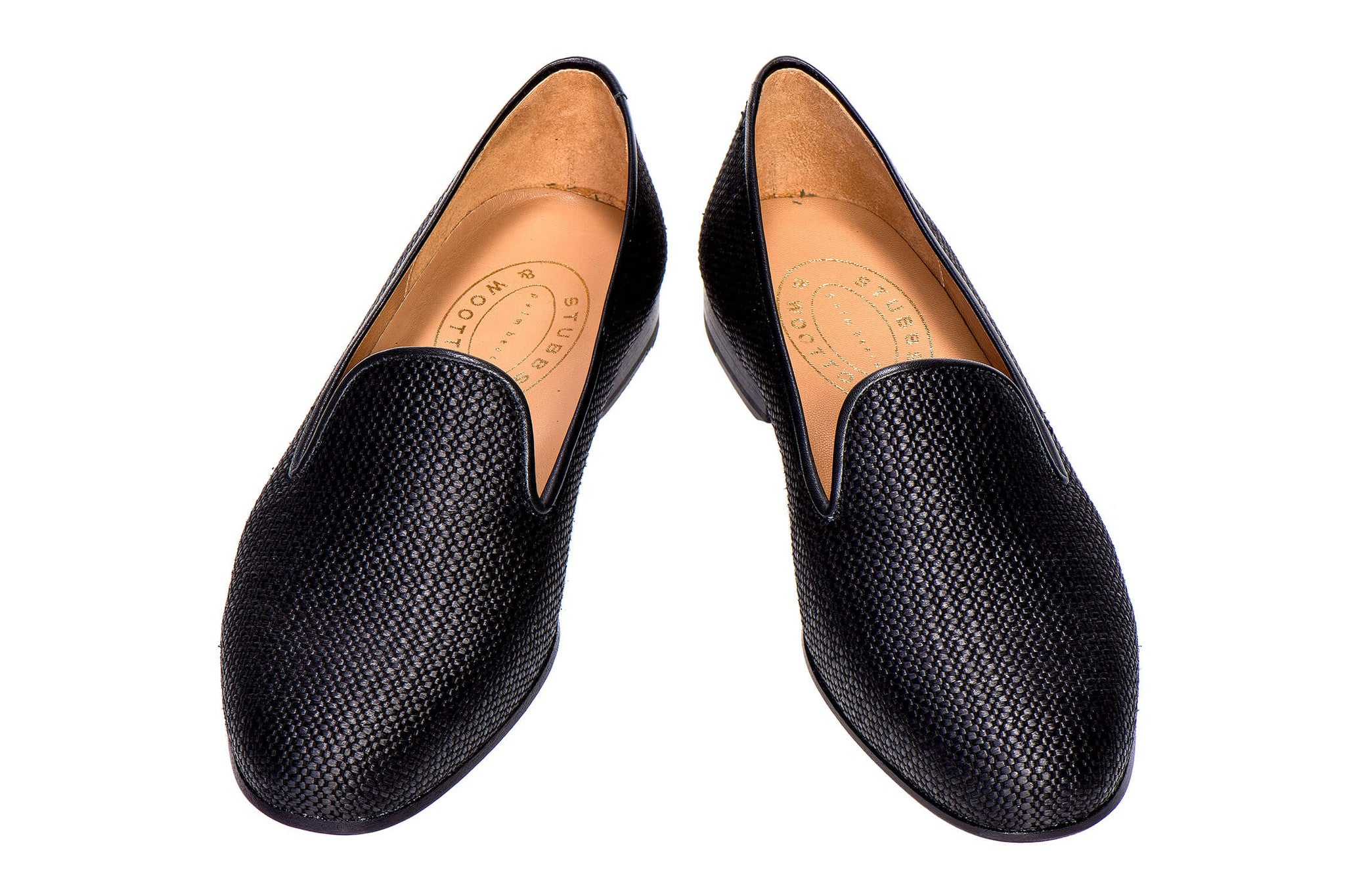 Raffia Men Slipper