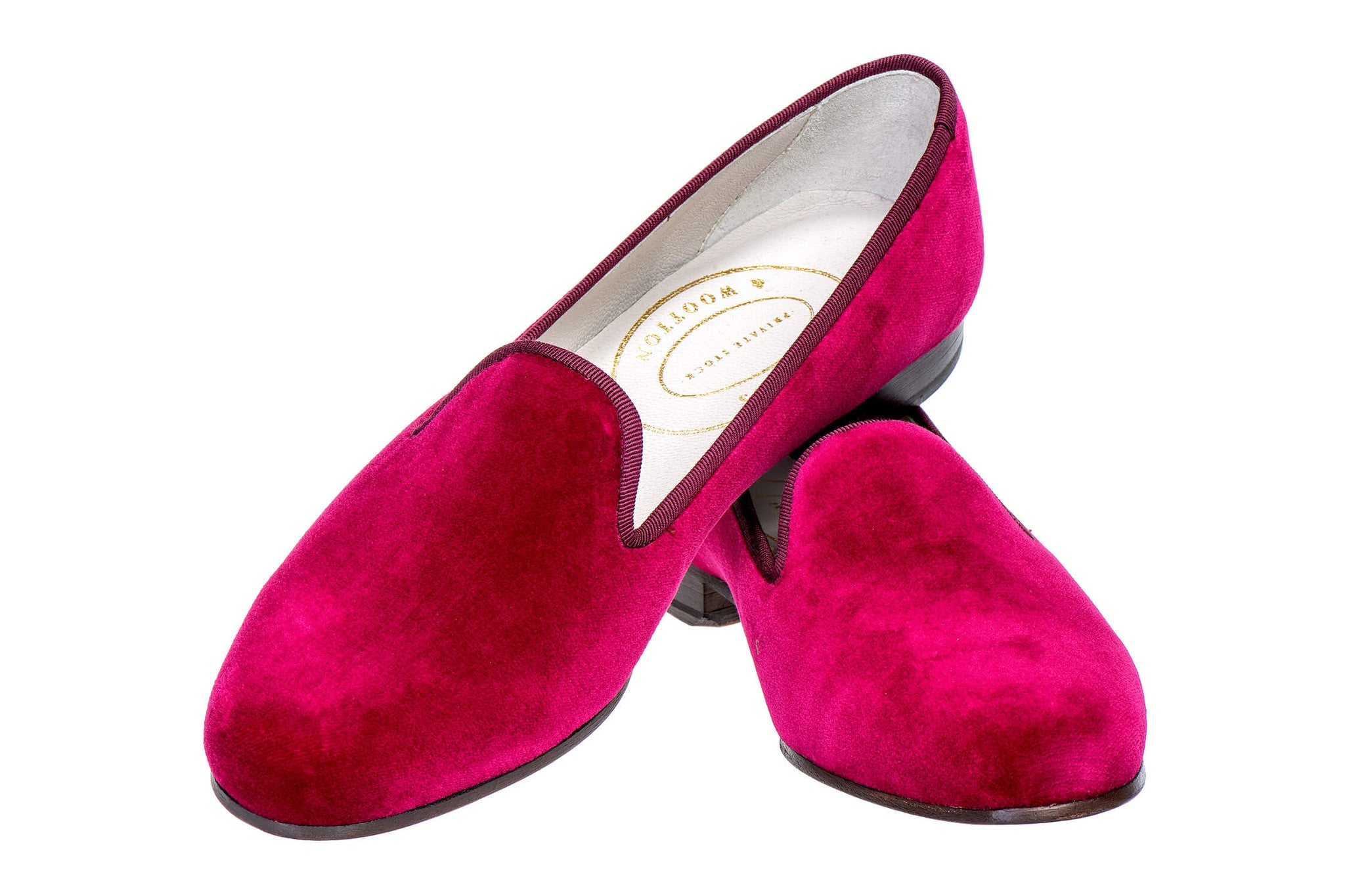 Raspberry PS Women Slipper