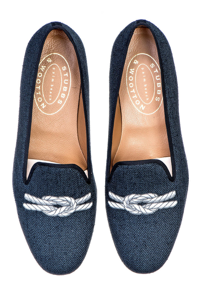 Reef Linen Women Slipper