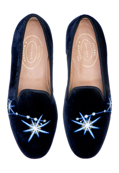Scorpio Midnight Women Slipper