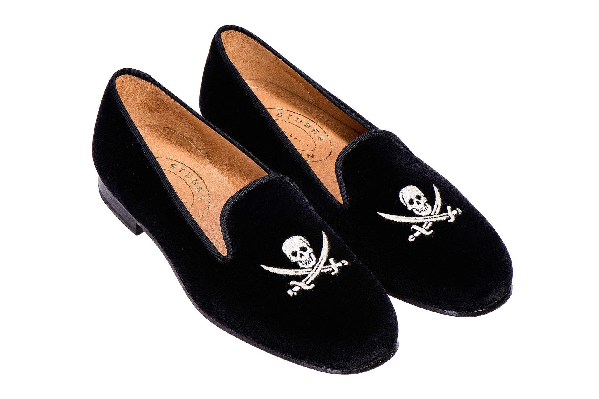 Skull Men Slipper