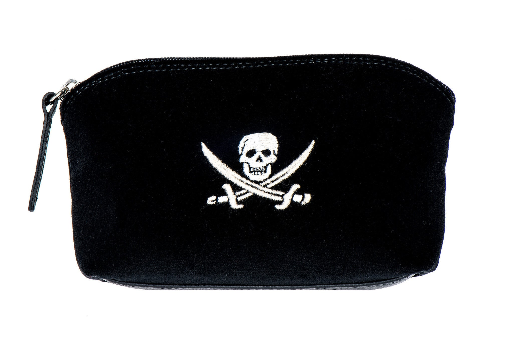 Skull Black Pocket