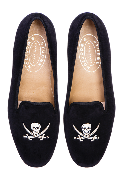 Skull Women Slipper - Skull Women Slipper