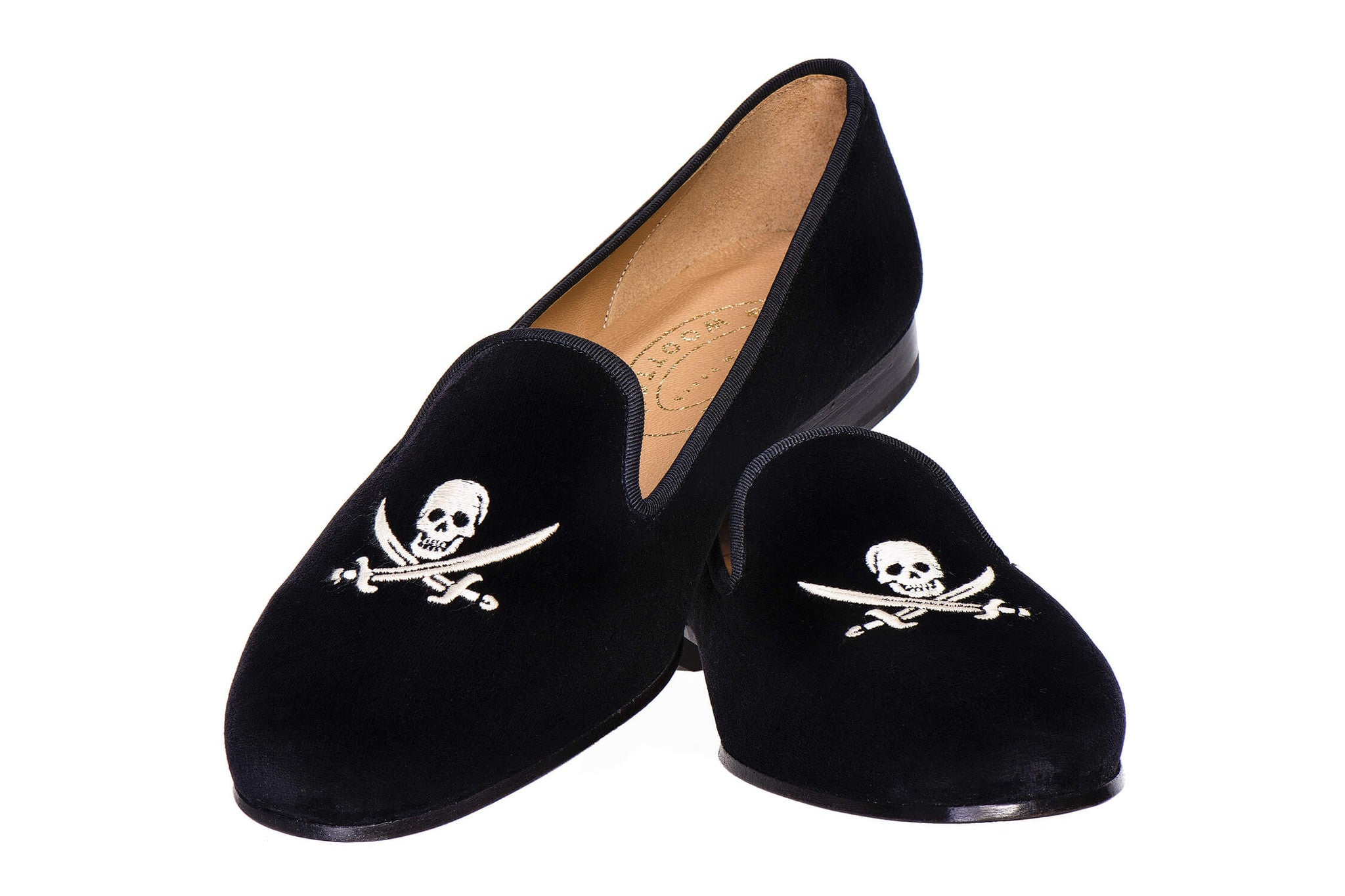 Skull Women Slipper