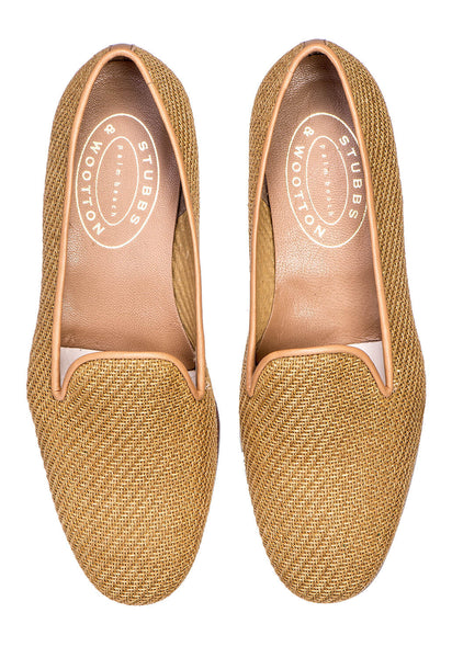 Straw Sissal Women Slipper