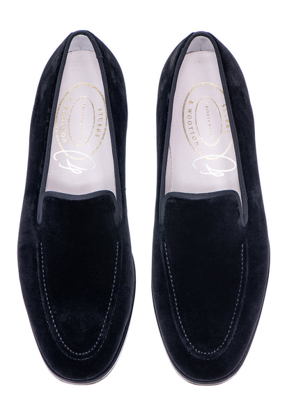 Venetian Black (P.S) Men Slipper - Venetian Black (P.S) Men Slipper