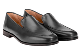 Venetian Calf Black Men Slipper