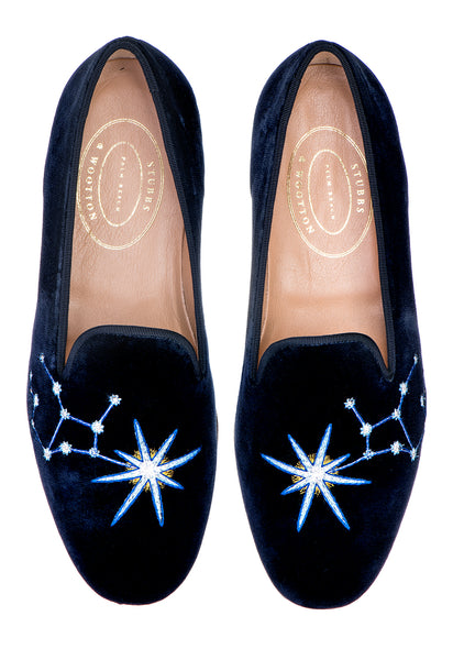 Virgo Midnight Women Slipper