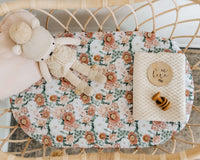 Florence | Bassinet Sheet / Change Pad Cover
