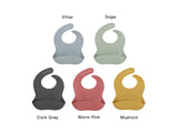 My Little Bib | Silicone Bib