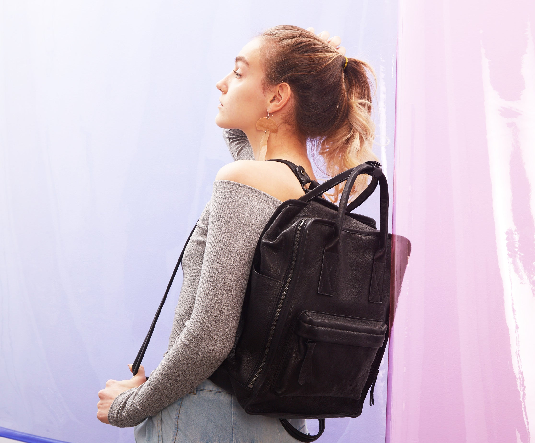 Nora Backpack - Black
