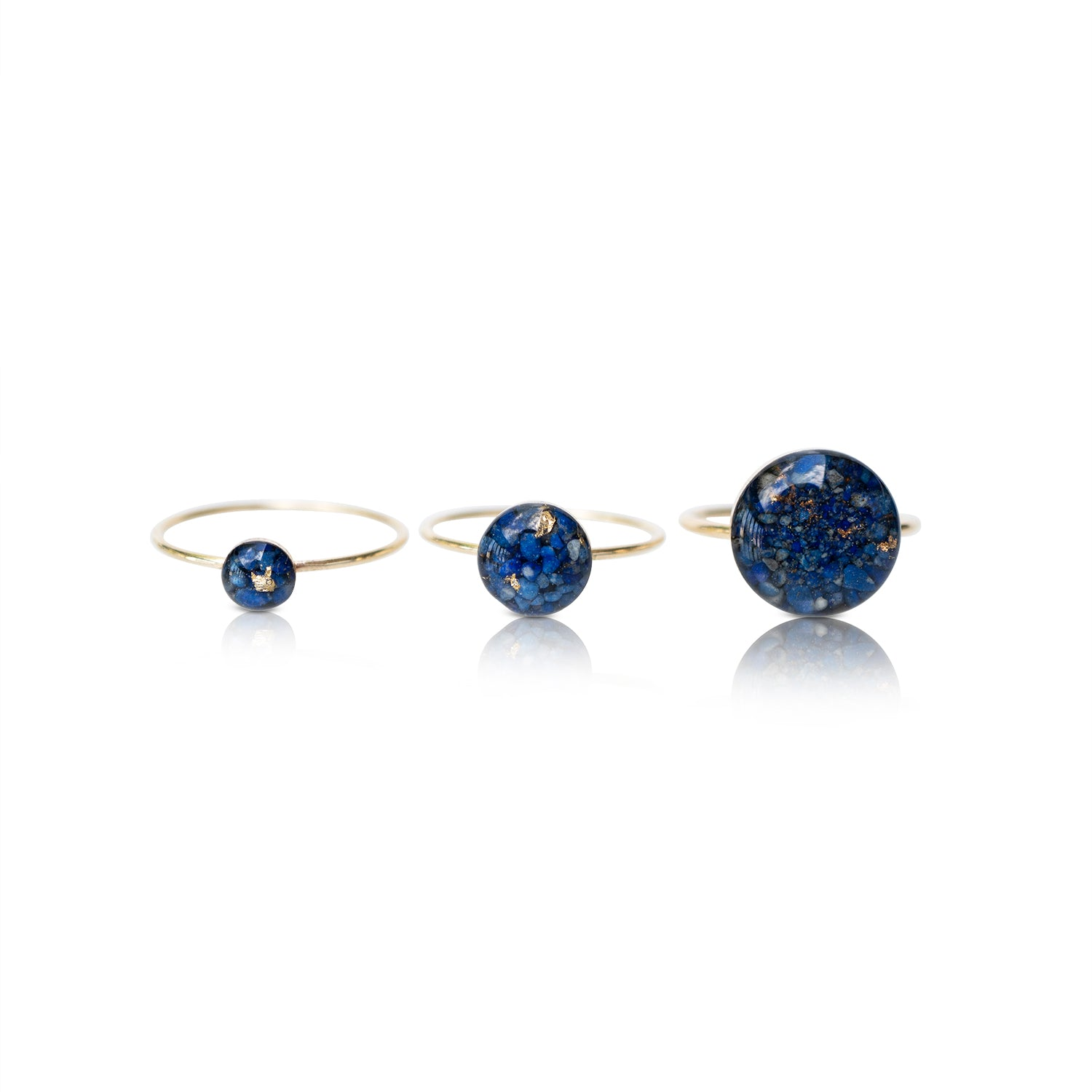 Statement Lapis Ring