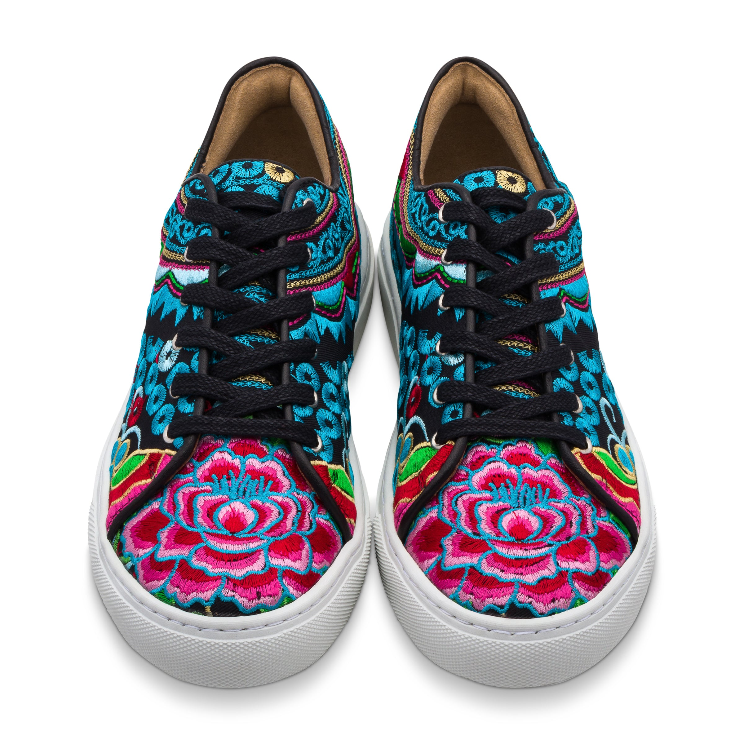 The Blue Rose - Low Top