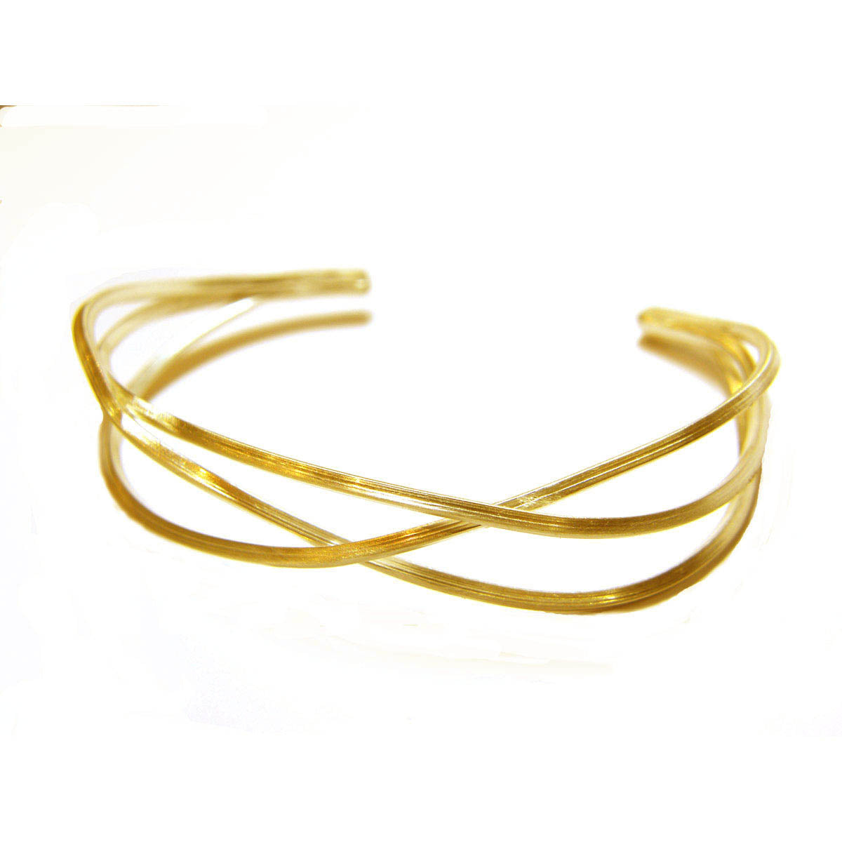 Gail Bracelet - Sterling Silver or 18K Gold Vermeil