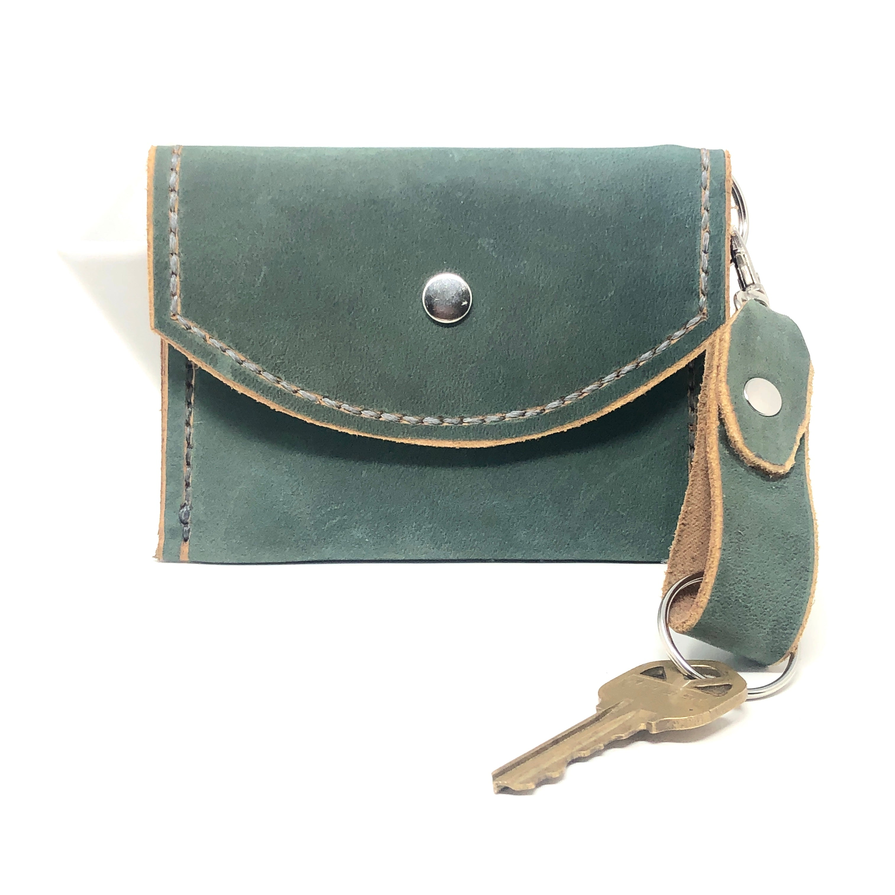 Genuine Leather Cardholders with or without Key Ring