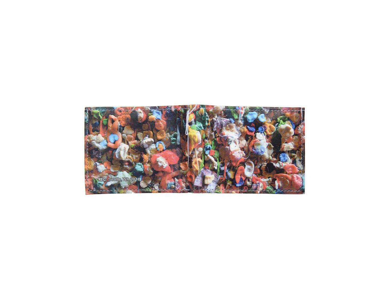 Leather Wallets - Gum Wall - Photography