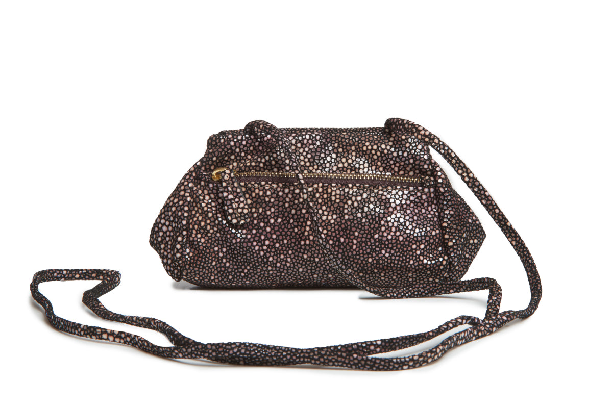 Sophia Convertible bag - Stingray - Italian Leather