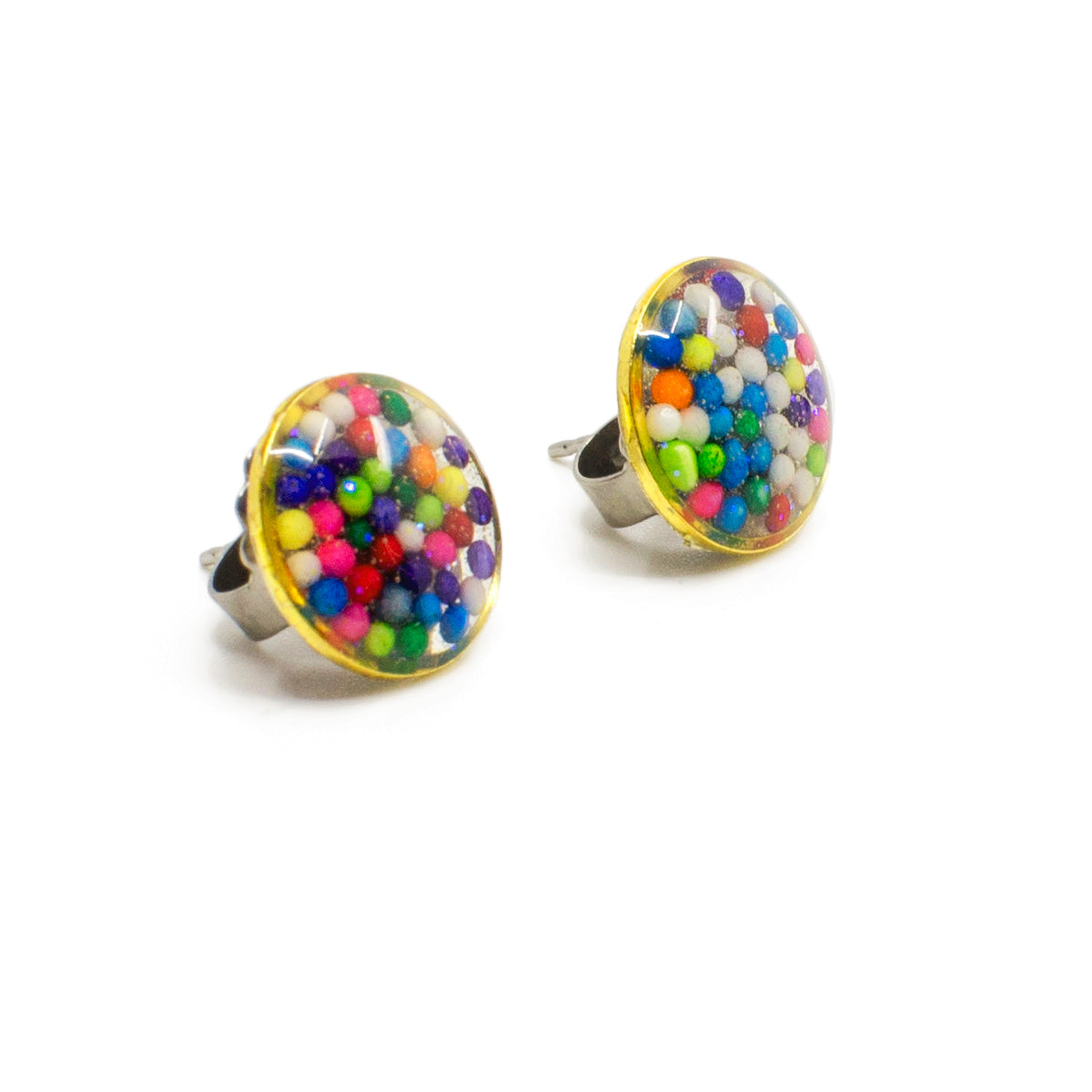 Sprinkle Stud Earrings