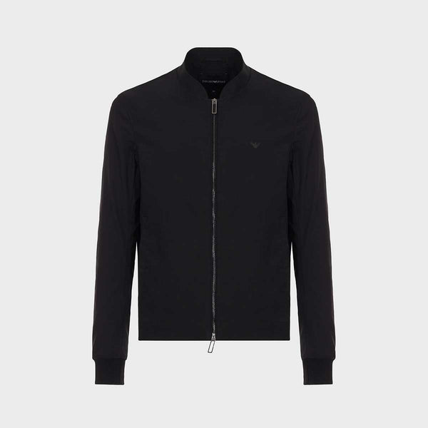 Emporio Armani Lightweight Zip Up Blouson Jacket