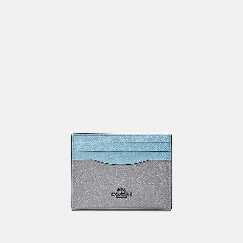 Coach Flat Card Case Wallet