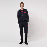 Daple204 Navy Hooded Sweatshirt