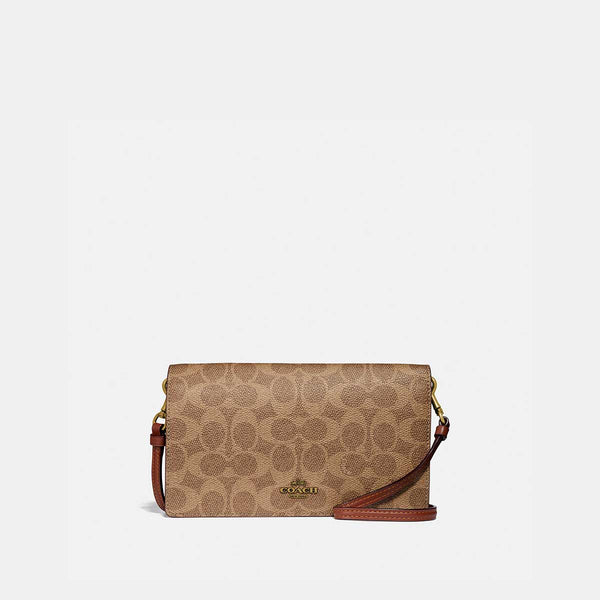 Coach Hayden Foldover Crossbody Clutch Bag