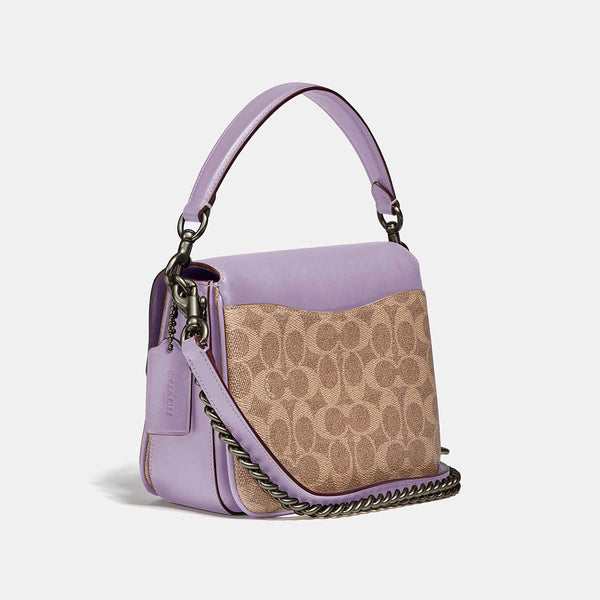 Coach Cassie Crossbody 19 In Signature Canvas