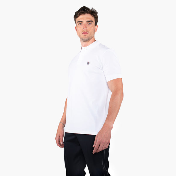 Paul Smith Mens Reg Fit Ss Polo Shirt
