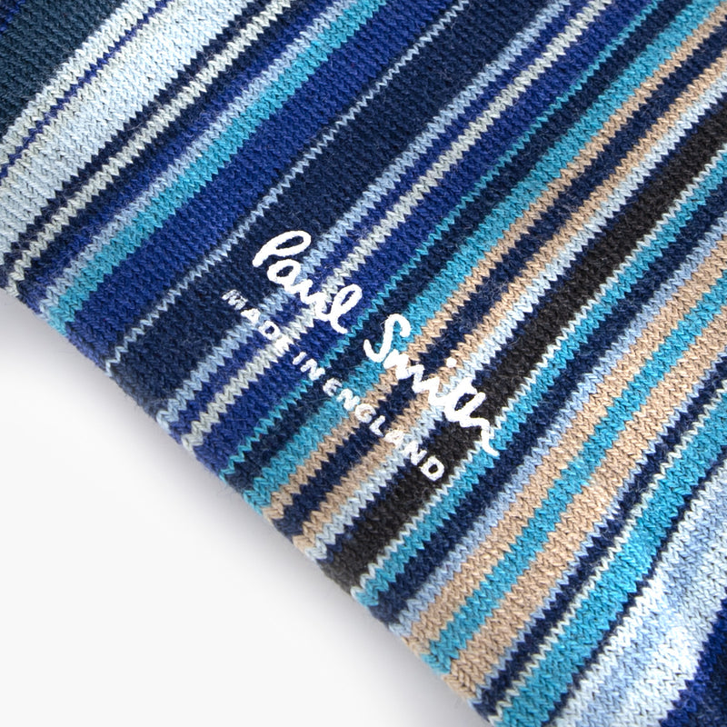 Paul Smith Men Multistripe Sock