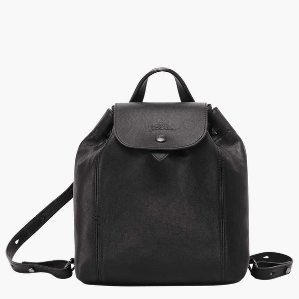 Longchamp Le Pliage Cuir Backpack