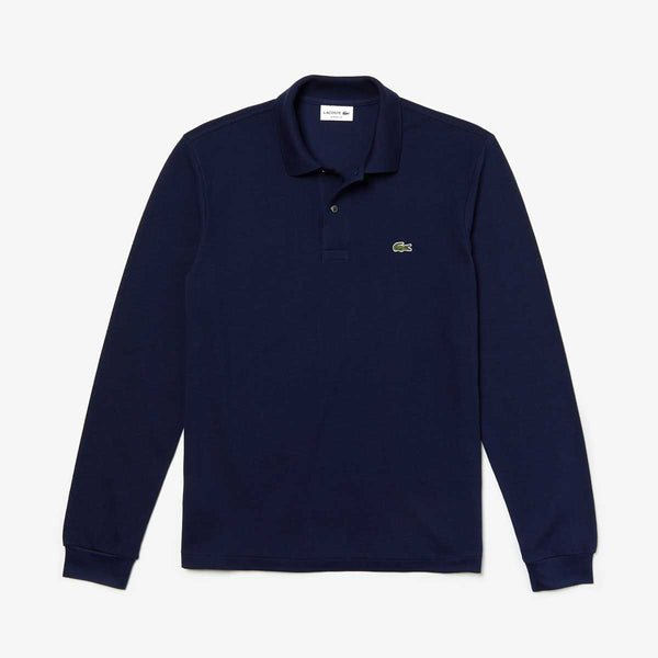 Lacoste Long-sleeve Classic Fit L.12.12 Polo Shirt