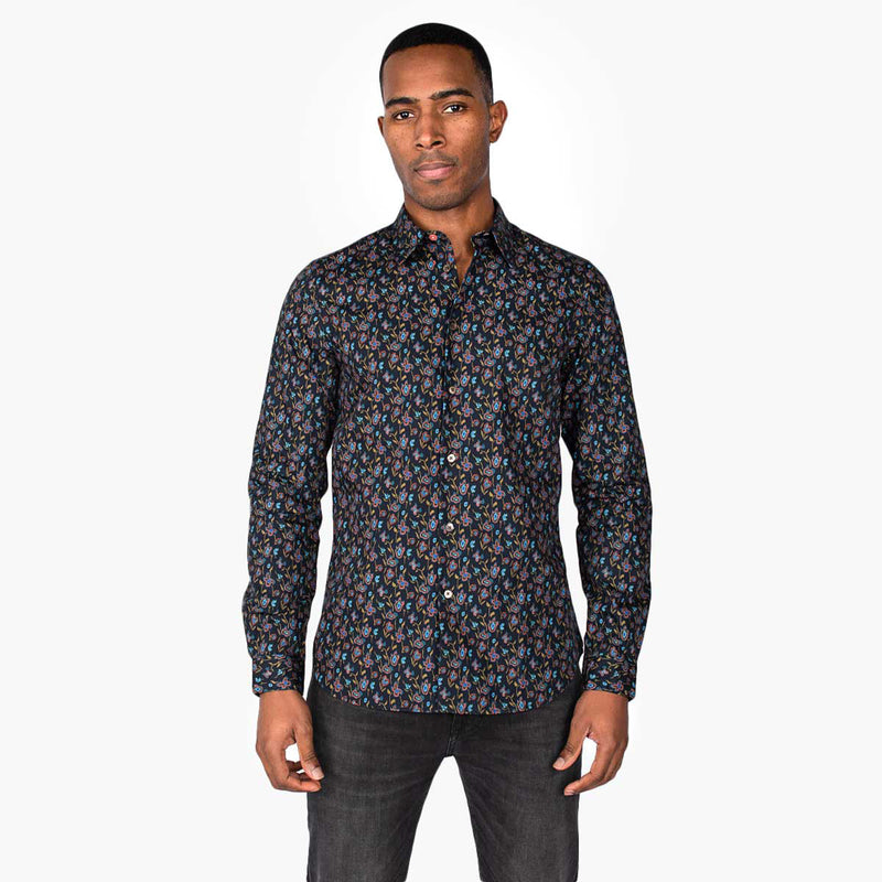 Paul Smith Mens L/S Tailored Fit Shirt