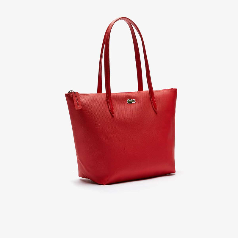 Lacoste Women's L.12.12 Concept Small Zip Tote Bag