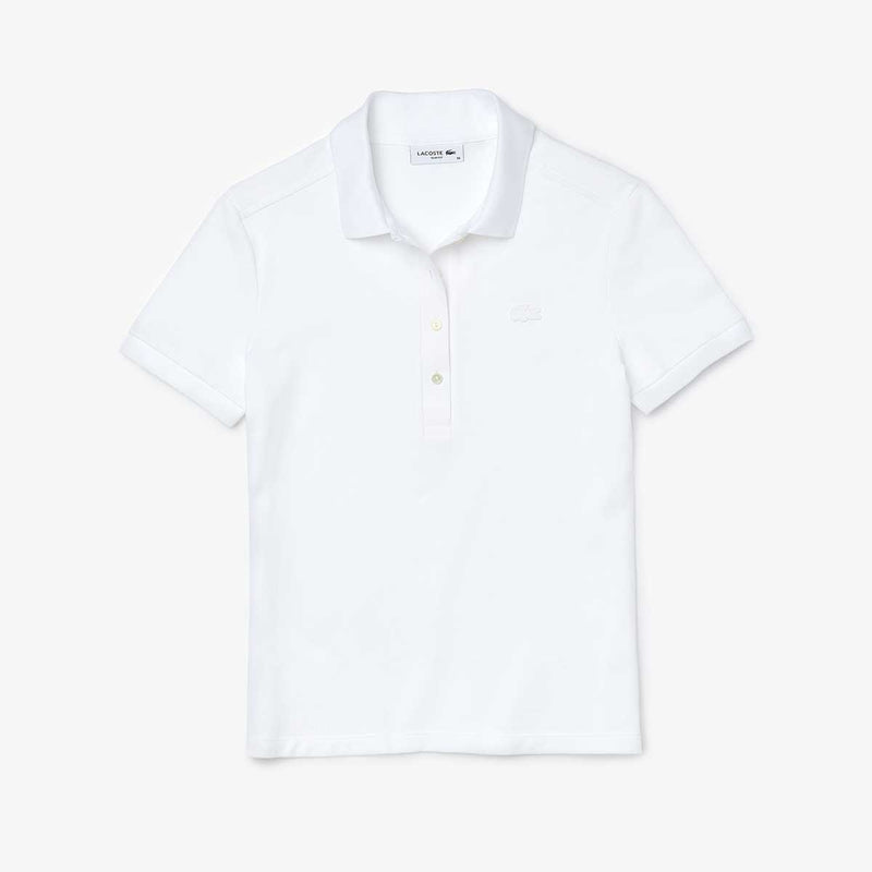 Lacoste Women's Lacoste Stretch Cotton Piqué Polo Shirt