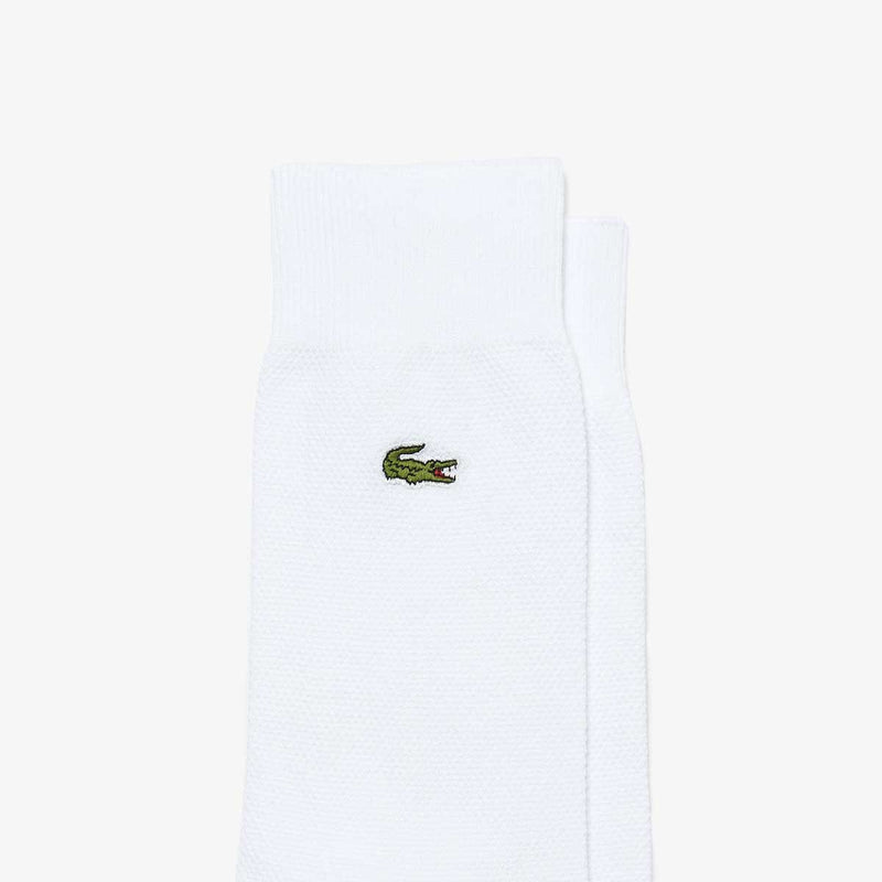 Lacoste Men's Cotton Blend Sock 3-Pack