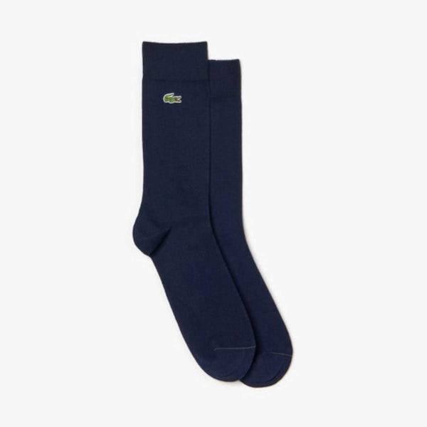 Lacoste Men's Socks in unicolour jersey