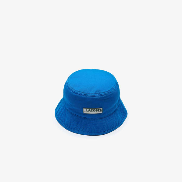 Men's Lacoste SPORT Cotton Sunhat With Badge