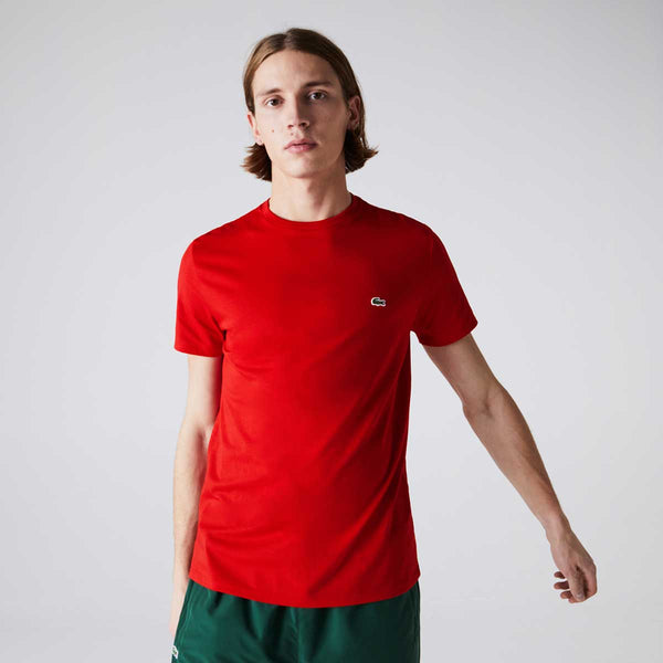 Men's Crew Neck Pima Cotton Jersey T-shirt