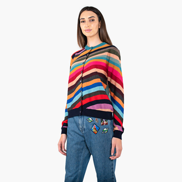 Paul Smith Womens Knitted Cardigan