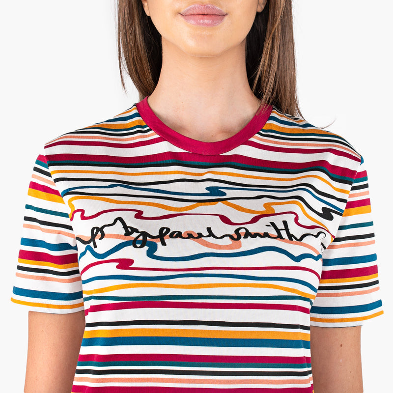 Paul Smith Womens Printed T-Shirt