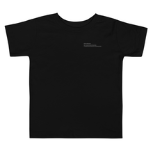 Load image into Gallery viewer, Kid's T-Shirt //: Black