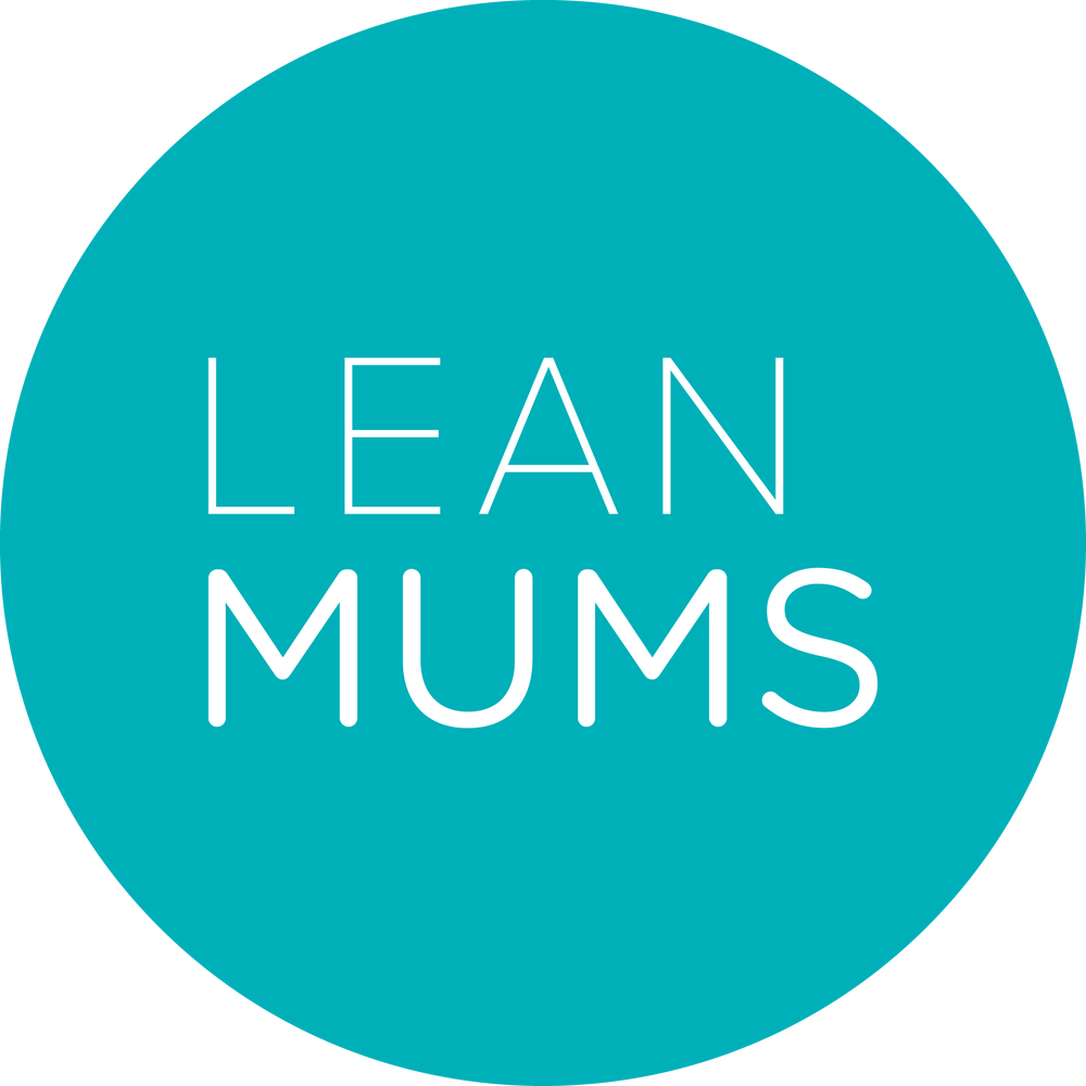 LEAN MUMS - THE NEW WELLNESS PLATFORM FOR MUMS!