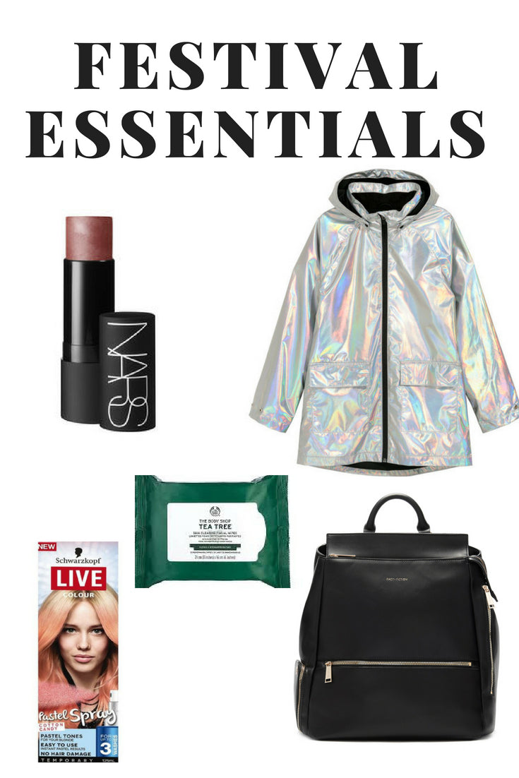 Festival Season Style - the essentials you need