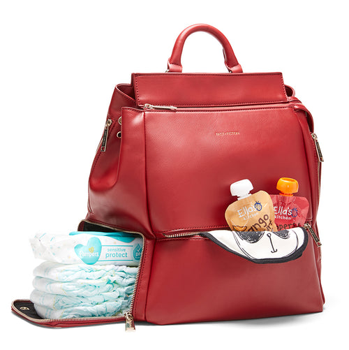 Charli Backpack Goji Berry