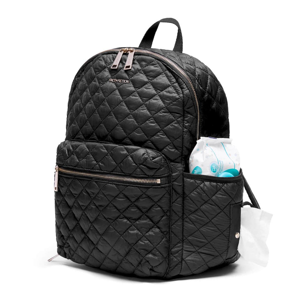 diaper bag backpacks with wipes pocket