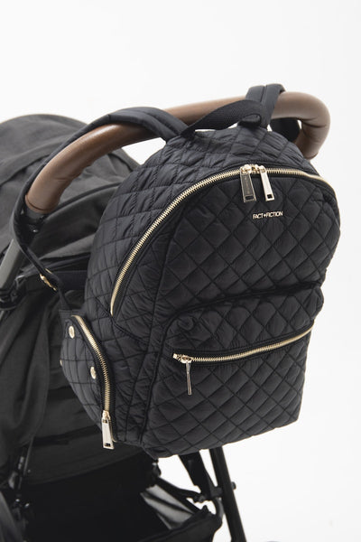 Citie Backpack Black + Changing Mat