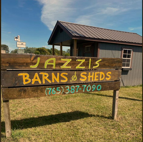 Amish-Built Barns & Sheds