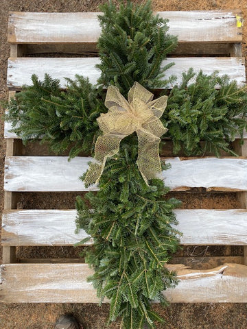 Large Fraser Fir Cross