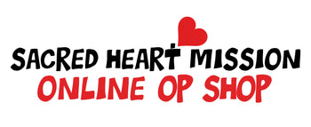 Sacred Heart Mission Online Op Shop logo